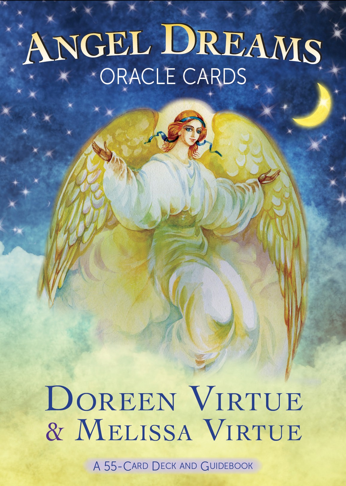 Angel Dreams Oracle Cards Amp Guide Book By Doreen Virtue