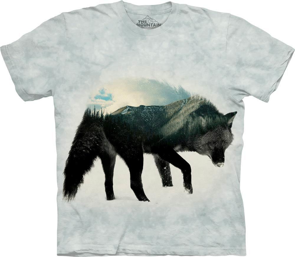 38c9b86a9 - Sale!! Ulv Lone Wolf Tee Shirt #ASLU