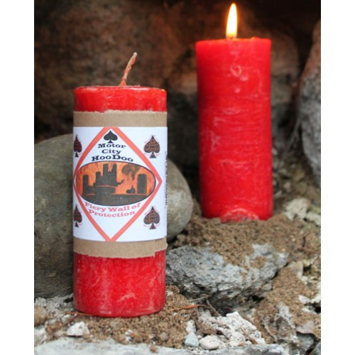 Motor City HooDoo Candles