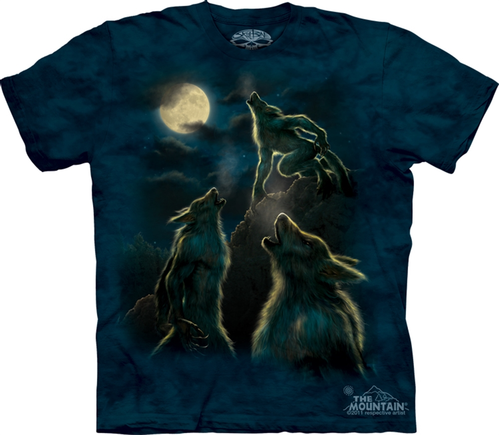 Werewolf, Zombie and Fantasy Tees