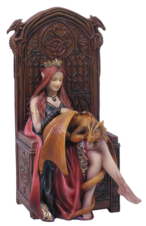 Anne Stokes Dragon Figurines