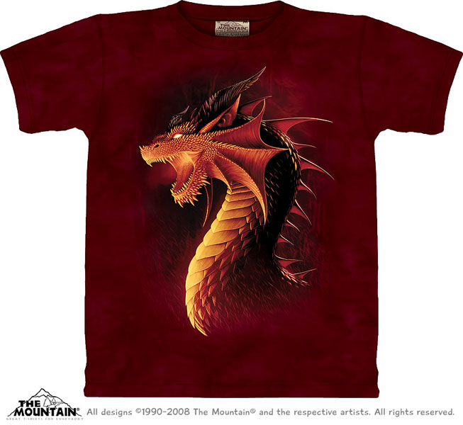 Dragon Tee Shirts