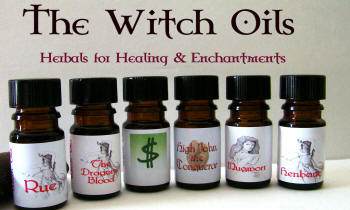 Witch Oils