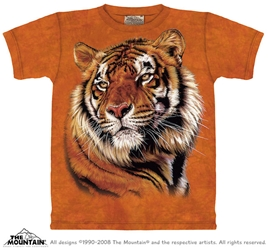 """Power and Grace"" Tiger Totem T-Shirt"