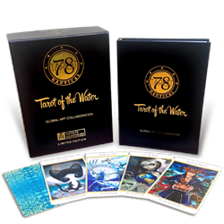 78 Nautical Water Tarot Deck Self Published Collector Set