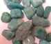 Amazonite, Tumbled and Polished - TPAZ