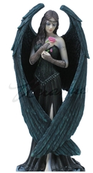Angel Rose Figurine by Anne Stokes