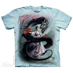 Anne Stokes Dragon Dancer T-Shirt