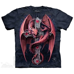 Anne Stokes Gothic Guardian Tee Shirt