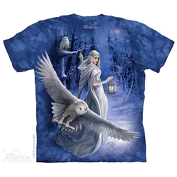 Anne Stokes Midnight Messenger Tee Shirt