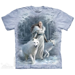 Anne Stokes Winter Guardians T-Shirt