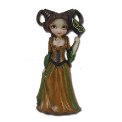 At the Masquerade Ball Fairy Ornament by Jasmine Becket-Griffith