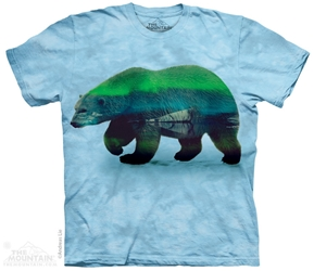 Aurora Polar Bear Tee Shirt