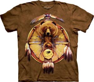 Bear Shield 1441 Tee