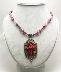 Beautiful Vanities - Innocence Necklace by Jessica Galbreth