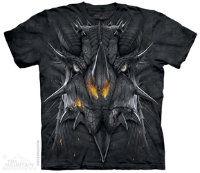 Big Face Dragon T-Shirt