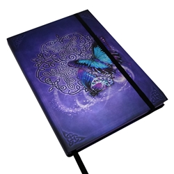 Book of Shadows Celtic Butterfly Journal