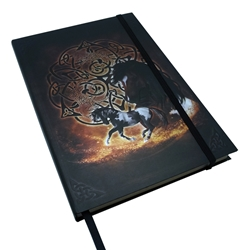 Book of Shadows Celtic Horse Journal