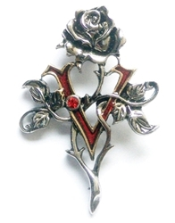 Briar Children of The Night Vampire Jewelry  The Vampire Rose for Immortal Seduction