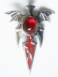 Briar Children of The Night Vampire Jewelry  Vampire Blood Amulet for Life CN14