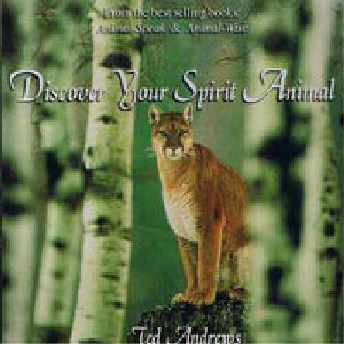 DISCOVER YOUR SPIRIT ANIMAL (From The Best Selling Books: Animal-Speak & Animal-Wise) (CD)