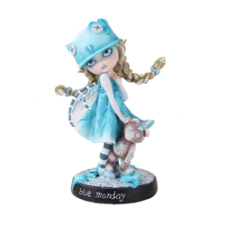 Dolly Fae Figurine Blue Monday