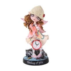Dolly Fae Figurine Thinking of You
