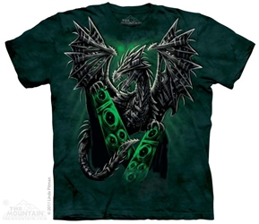 Electric Dragon Tee Shirt
