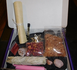 Love Spell Box for bringing love into your life