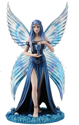 Enchantment Statue By Anne Stokes