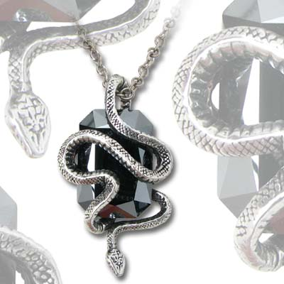 Eve Necklace by Alchemy Gothic