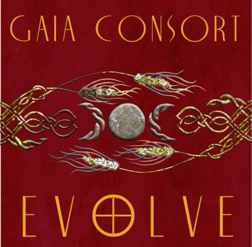 Evolve CD by Gaia Consort