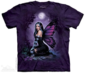 Fairy T-Shirt Night Fairy Tee Shirt