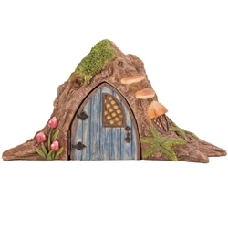 Fairy Tree Trunk House