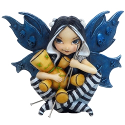 Fairy Voodoo Fairy Ornament by Jasmine Becket-Griffith