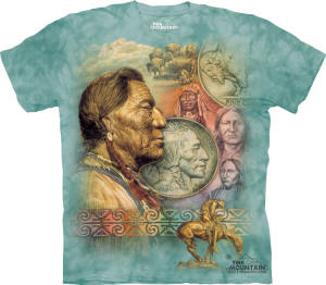Five Cent Peace 3585 Tee