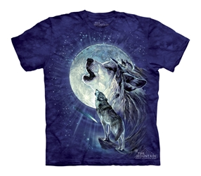 Full Moon Gravity 3475 Wolf T-Shirt