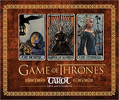 Game of Thrones Tarot Deck and Book Set Game of Thrones Tarot Deck and Book Set, Game of Thrones, GOT