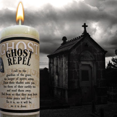 Ghost Candle Ghost Repel