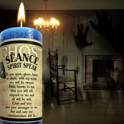 Ghost Candle Seance to Communicate with Spirit