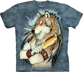 Golden Feather 3200 Wolf Tee Shirt