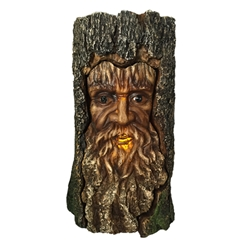Greenman LED Statue