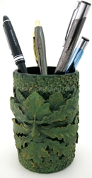 Greenman Pen Holder