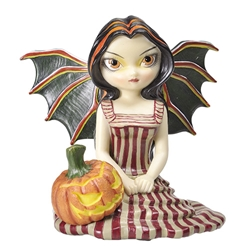Halloween Twilight Fairy Figurine by Jasmine Becket-Griffith
