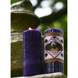 High John Hoo Doo Candle by Motor City Hoodoo