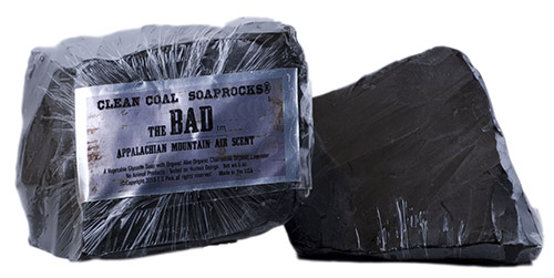 Holiday Scent! Clean Coal SoapRock