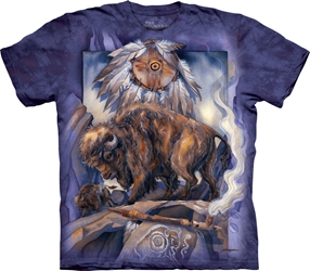 Jody Bergsma Against All Odds T-Shirt Bison Tee