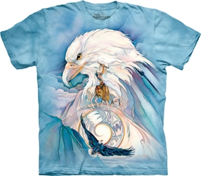 Jody Bergsma Peace At Last T-Shirt Eagle Tee Shirt