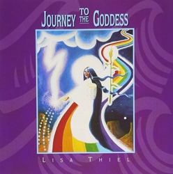 Journey to the Goddess CD by Lisa Thiel