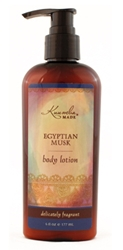 Kuumba Made Egyptian Musk Lotion - 6oz